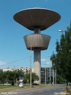Viztorony - Water tower