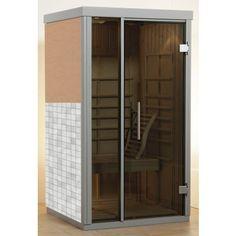 infrarotkabine kaufen mit glasfront futura ab 2145 supersauna spa pinterest kaufen. Black Bedroom Furniture Sets. Home Design Ideas
