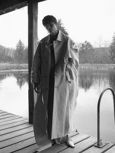 LOVE WANT Magazine Issue 12 Isabella Emmack by Nagi Sakai - Fashion Editorials