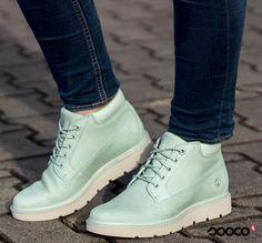 Met deze schoenen kun je zeker weten goed rond paraderen😌 https://www.sooco.nl/timberland-kenniston-nellie-groene-hoge-veterschoenen-31377.html