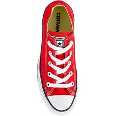 Converse Chuck Taylor All Star Canvas Ox Low-Top Trainers e27704caa