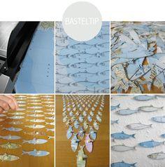 Die Raumfee: Fisch am Freitag . Fish on Friday