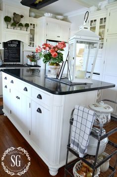 6 TIPS FOR A FUNCTIONAL AND FABULOUS KITCHEN-fabulous and functional-stonegableblog.com