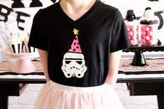 Festa Star Wars Pink