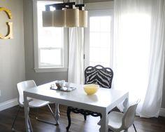 Valspar Notre Dame- soon to be dining room color :)