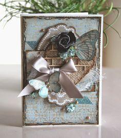 Riddersholm Design: Forår og sommerfugle