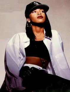 Aaliyah - Real Sister..not many truly beautiful and talented human beings at that level in the world these days