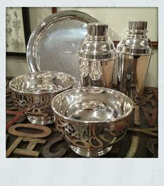 Vintage Savoy Hotel Silver | tedkennedywatson.com