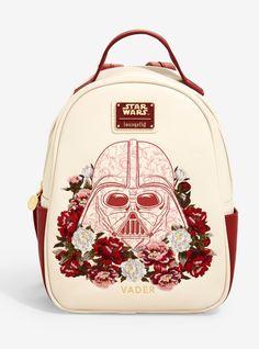 Sleeping Beauty Loungefly Mini Backpack on Mercari Star Wars Darth Vader, Star Wars Backpack, Cute Mini Backpacks, Pretty Backpacks, Stylish Backpacks, Mini Mochila, Disney Purse, Disney Handbags, Star Wars Outfits