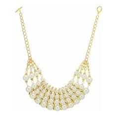 Proyectos |Collar de perla con cadena