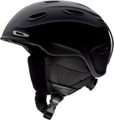 New 2014 Smith Aspect Ski Snowboard Helmet Adult XL Matte Black