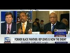 Must See: Former BLACK PANTHER TELLS John Lewis ...the Ones that beat you in the 60s were the DEMOCRATS