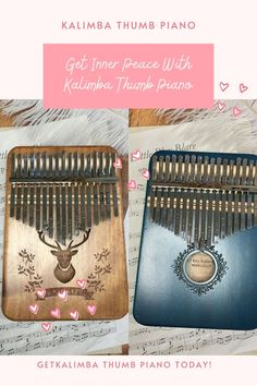 Relax With Kalimba Thumb Piano anywhere, and start enjoying the sounds no matter where you are! Kalimba Thumb Piano are handmade with high grade mahogany wood, it's beautifully made and very durable. Best Digital Piano, Inner Peace, Relax, Key, Wood, Handmade, Hand Made, Unique Key, Woodwind Instrument