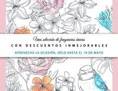 Disfruta de una selección de Fragancias únicas con Descuentos inmejorables hasta el 19 de Mayo.  http://elblogdeperfumesrioja.com/una-seleccion-de-fragancias-unicas-con-descuentos-inmejorables/