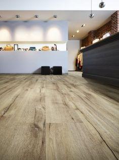 Mountain Oak 56230 - Wood Effect Luxury Vinyl Flooring - Moduleo