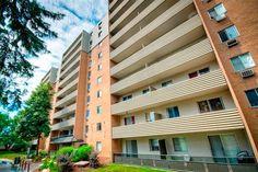 961 Wonderland Rd S, Wonderland & Viscount, London Rental Rent In London, Two Bedroom Apartments, Wonderland London, Ontario, Hardwood Floors, Multi Story Building, Balconies, Group, Park