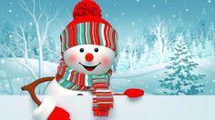 2f6872a18910c653028831ccda25fe37  snowman wallpaper christmas desktop wallpaper