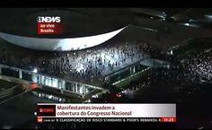 O Congresso Nacional será tomado #SOSFFAA #LavaJatoEuApoio Brasil