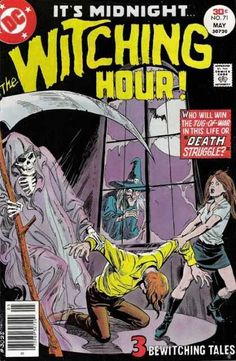 The Witching Hour #58 (DC Comics)