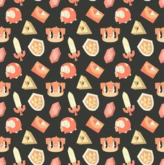 The Legend Of Zelda | Repeating Patterns