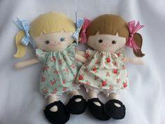 Handmade rag dolls www.dandelionwishesmimi.etsy.com www.facebook.com/dandelionwishesbymimi