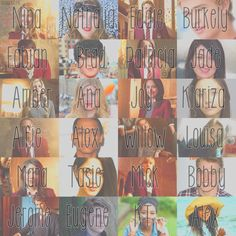 House of Anubis Cast- this show is so stupid but I'm obsessed