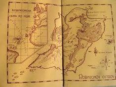 Výsledek obrázku pro zdeněk burian plánek ostrova robinsona crusoe