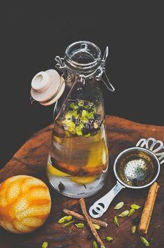 Приготовленный джин