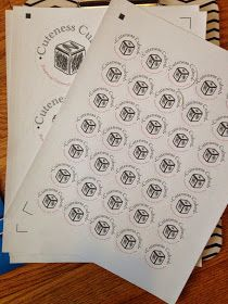 Silhouette School: Silhouette White Sticker Paper Alternative (On the Cheap)