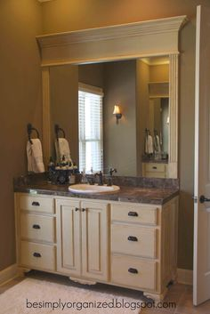 17+ Bathroom Mirror Ideas (DIY) For A Small Bathroom Tags : bathroom mirror and lighting ideas, bathroom mirror ideas diy, bathroom mirror ideas for a small bathroom, bathroom mirror ideas for double sink, bathroom mirror ideas for double vanity, bathroom mirror ideas for single sink, bathroom mirror ideas home depot, bathroom vanity and mirror ideas,