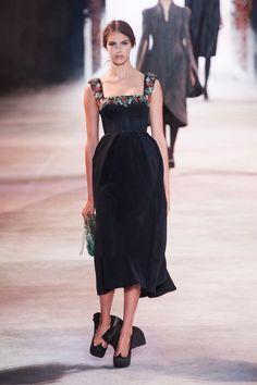 Fashion Show: Ulyana Sergeenko Haute Couture Fall 2013 (2 часть)