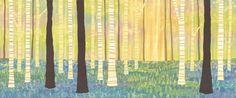 Springtime Rhythms by Rebecca Vincent