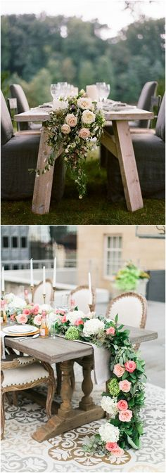 Wedding Table Runners That Will Wow Your Guests #weddings #weddingideas #centerpieces