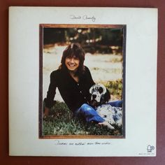David Cassidy Vinyl LP, £10 by Vintybits - Here is a David Cassidy LP 'Dreams are nuthin' more than wishes...' It is a gatefold cover and has a separate picture inside the cover. The LP looks in good condition, no visible scratches,the cover/ pictures has slight fading/ wear.