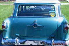 1956 pontiac wagon for sale | 1956 PONTIAC CHIEFTAIN Lot 1243 | Barrett-Jackson Auction Company