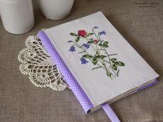 Обложки для блокнотов  Covers for notebooks #natuljabest #cross_stitch #Gerda_Bengtsson #cover