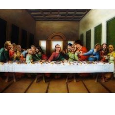 Sutters last supper