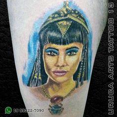 Uruca Arts Tattoo 13  Endereço: Av. Dr. Ângelo Nogueira Vila, 890 Águas de São Pedro - SP WhatsApp: (19) 99322-7090  Obrigado  #tatuagem #tattoo #tattoos #tattoo2me #vempraaguas #vempraáguas #aguasdesaopedro #urucaarts #obrigado #tatuagemcolorida #tattoocolor #cleópatra #cleopatra #cleopatratattoo #realismotattoo #realismotatuagem #egito #piracicaba #saopedro #saopedrosp #brotas #brotassp