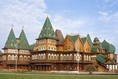 Kolomenskoye Palace, Moscow