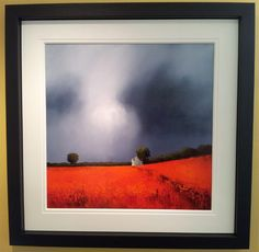 Looking for a standout landscape original oil for your home ? Look no further than this super oil by Barry Hilton.