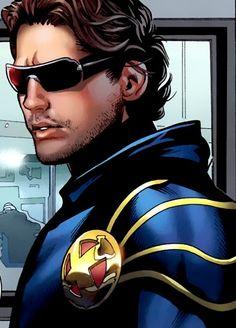 Cyclops - Scott Summers