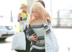 Midnight Blue, By_꽃숑 (@Rhctyd) :: 150806 인천공항 소녀시대 출국