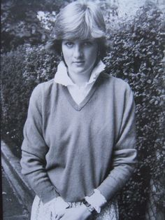 September 17, 1980: Lady Diana Spencer at Young  England Kindergarten, Pimlico, Knightsbridge, London..