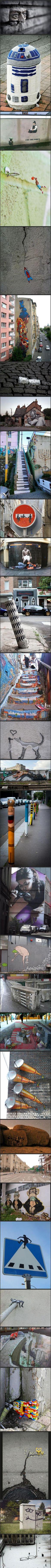 Straßenkunst - Win Bild | Webfail - Fail Bilder und Fail Videos