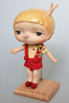Bisque Pinnochio by Customlovers