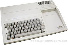 Texas Instruments TI99/4A all plastic beige version was launched in June 1983, five months before Texas Instruments decide to definitely get out of the home computers market.