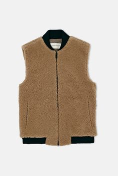 on sale c1525 a6896 Oliver Spencer Morland Vest available from Priory