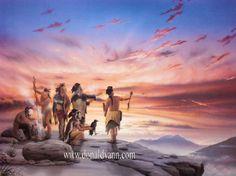 Sacred Moment by Donald Vann. American fine art