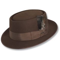 brand new cd8ef b482b Scala Classico Mens Wool Felt Porkpie HatPurpleM -- Click image to review  more details. (This is an affiliate link and I receive a commission for the  sales) ...