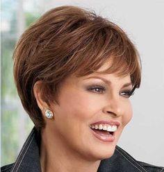 Short Hair Styles For Over 50-11